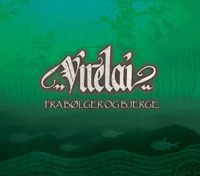 New CD from Virelai: Fra Bølger og Bjerge/ From Waves and Mountains  is out now!